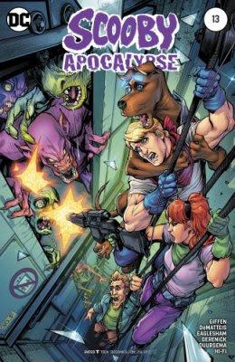 Scooby Apocalypse #13