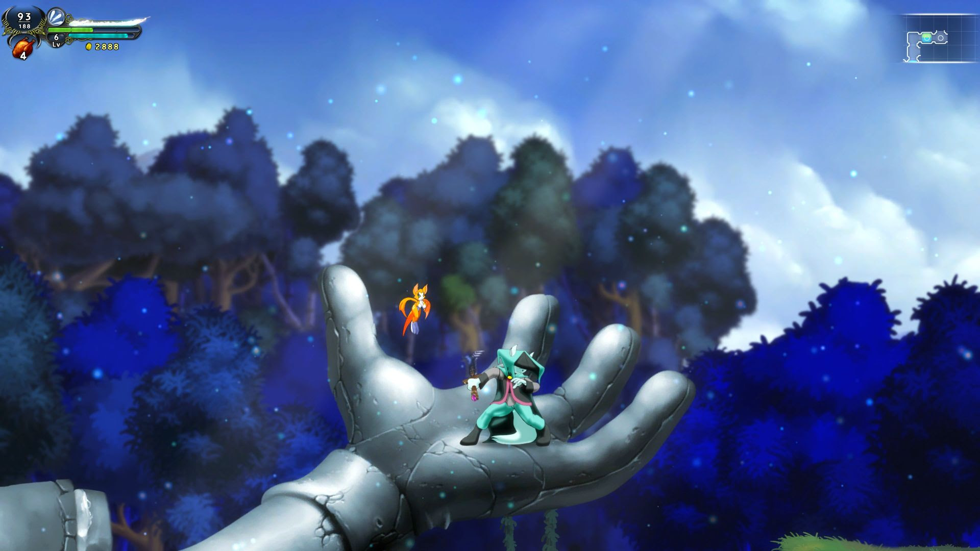 Dust An Elysian Tail Is The Best Looking Gme I Ve Seen In Awhile