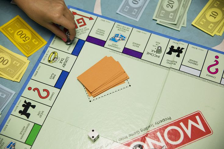 Break out the board games and have a family game day!