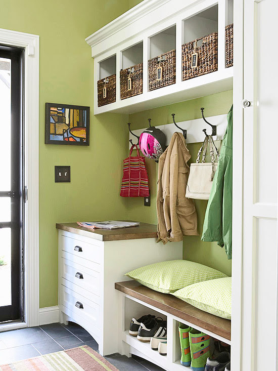 Mudroom Ideas | Entryway Storage Solutions | Niche Designs Inc ...