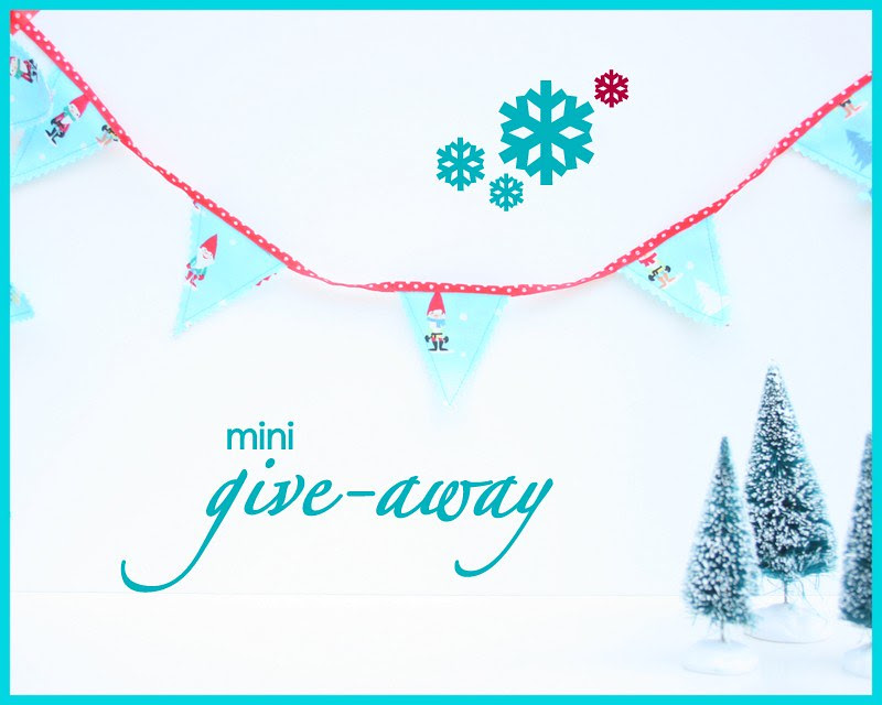 give-away kerst deco