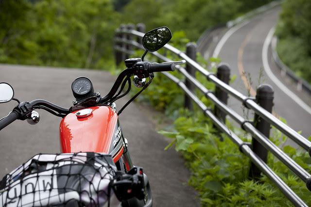 Harley Davidson XL 883R 054