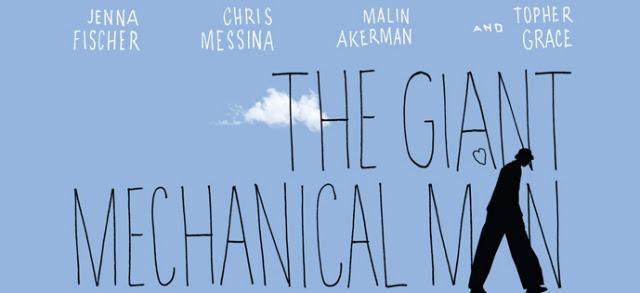 the giant mechanical man film reviews uk lifestyle film tv blog