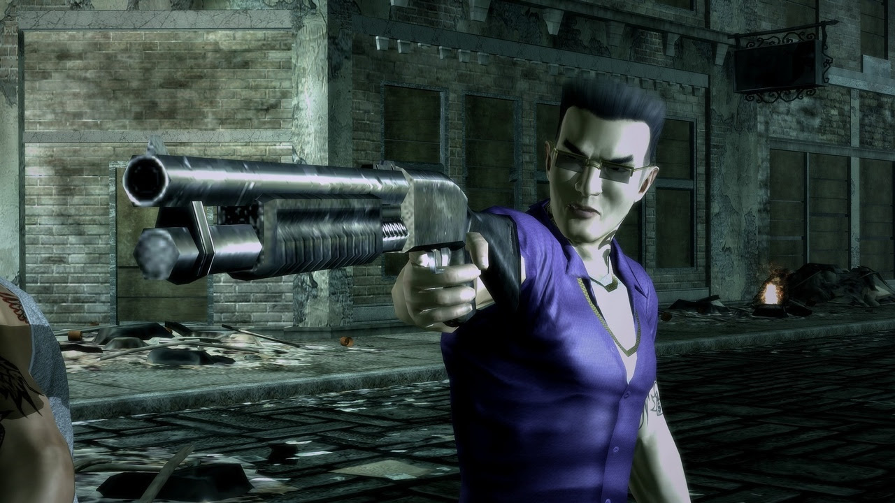 Johnny Gat is back in Agents of Mayhem as pre-order DLC screenshot