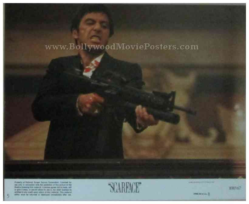 Scarface Bollywood Movie Posters