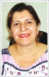 Maria José Gama, ex-prefeita de Penalva