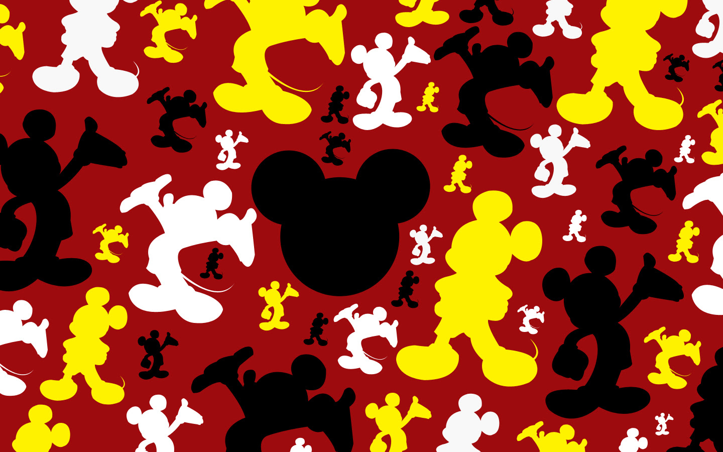 Mickey Mouse Background Wallpaper Hd Desktop Important