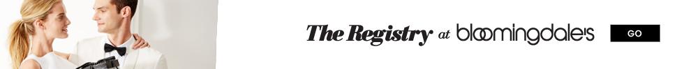 Bloomingdale's - Create a Registry