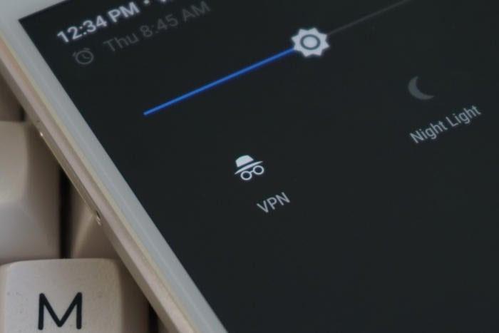 android vpn main