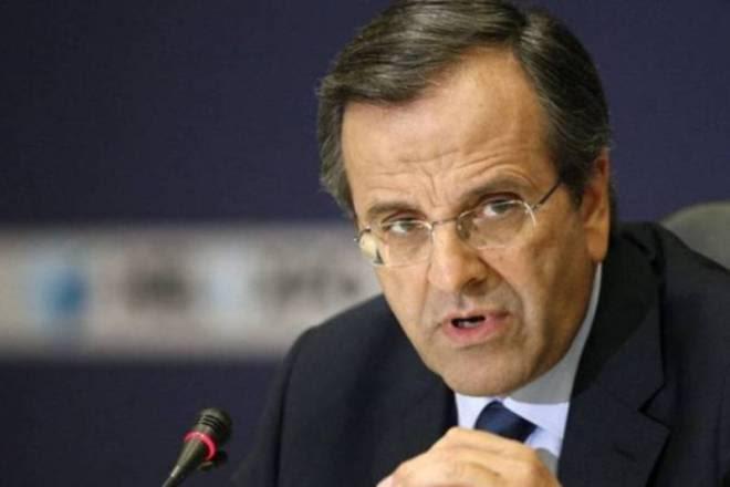 Σαμαράς: Ενοποίηση των ΑΟΖ Κύπρου, Ελλάδας, Μάλτας!