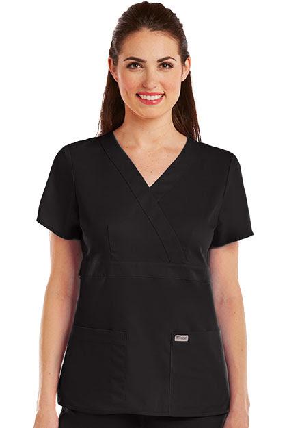 Grey's Anatomy™ Black Scrubs