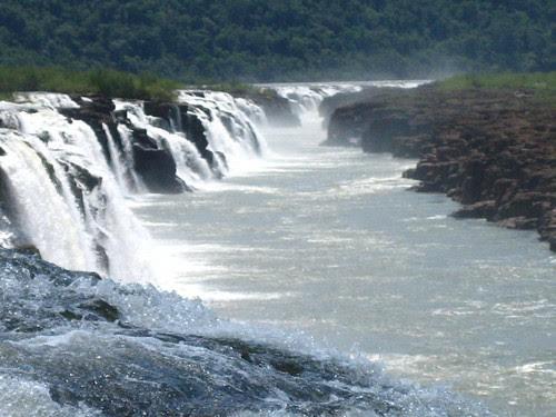 Saltos del Moconá. Misiones. Argentina