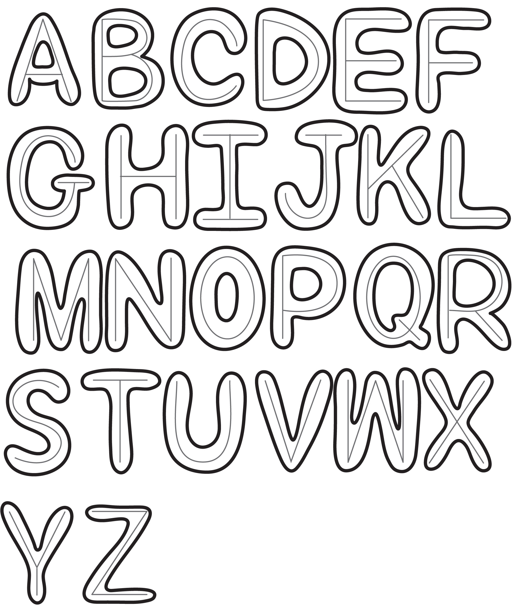 32 info download drawing letter alphabet pdf doc