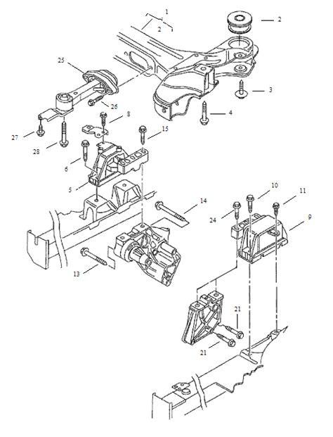 Q: Engine mount and subframe bushing installation