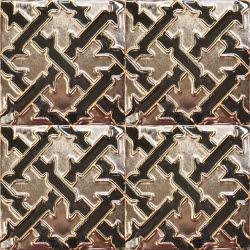 ASK 5713 Portuguese enameled cuenca tiles