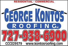 Roofing Contractor George Kontos Roofing Inc Reviews And Photos 201 S Levis Ave Tarpon
