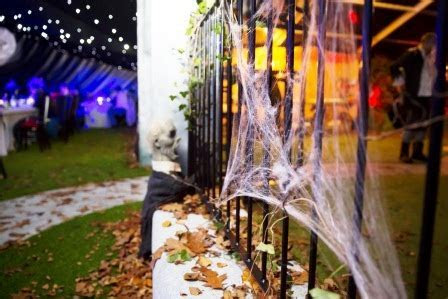 Halloween, Bonfire & Fireworks Party   Creative Catering
