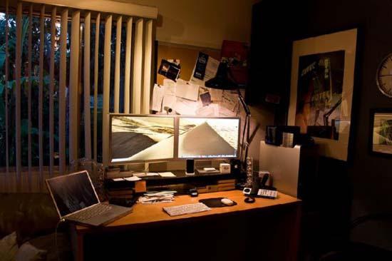 Εντυπωσιακά γραφεία στο σπίτι (10)