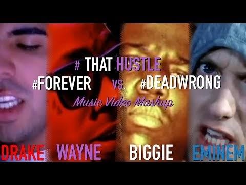 Biggie x Drake x Kanye West x Lil Wayne x Eminem - Forever Dead Wrong