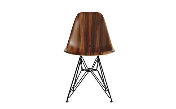 Eames® Molded Wood Side Chair - Design Within Reach
