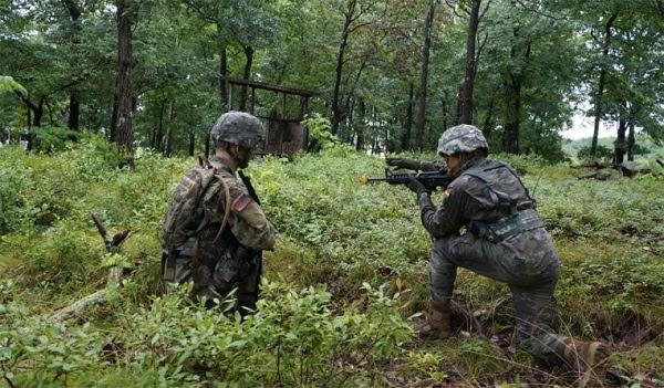 Actividad realizada en la formación en West Point