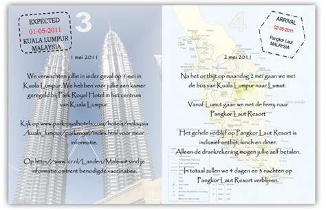 Passport 23, Save the Date Passport, Malaysia   Custom
