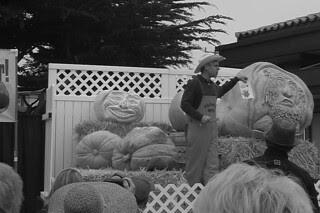 HMB Pumpkin Fest - Pumpkin Carver