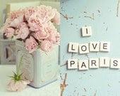 I Love Paris (Set of two 5x7 Unframed Original Fine Art Photograph) - yvetteinufio