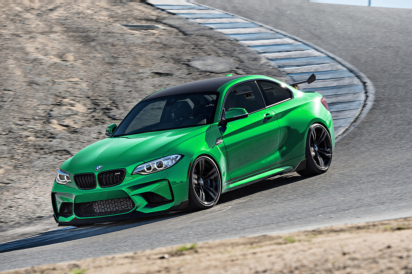 Expect The BMW M2 CSL To Pack 400 HP