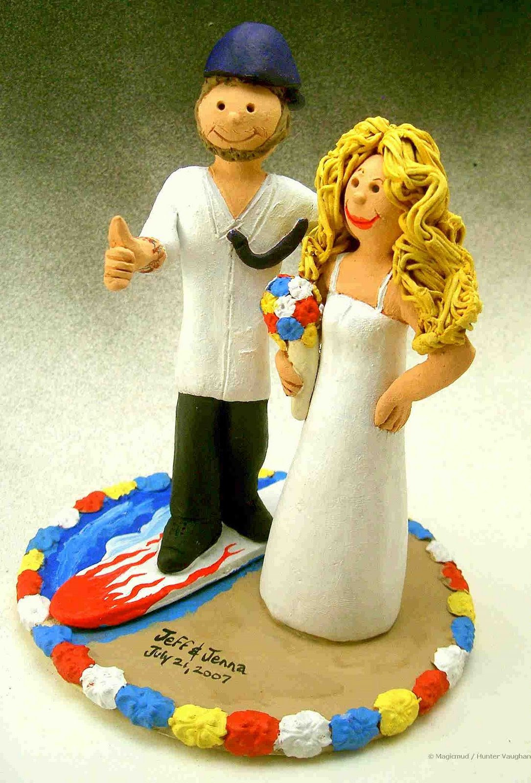 light up wedding cake toppers