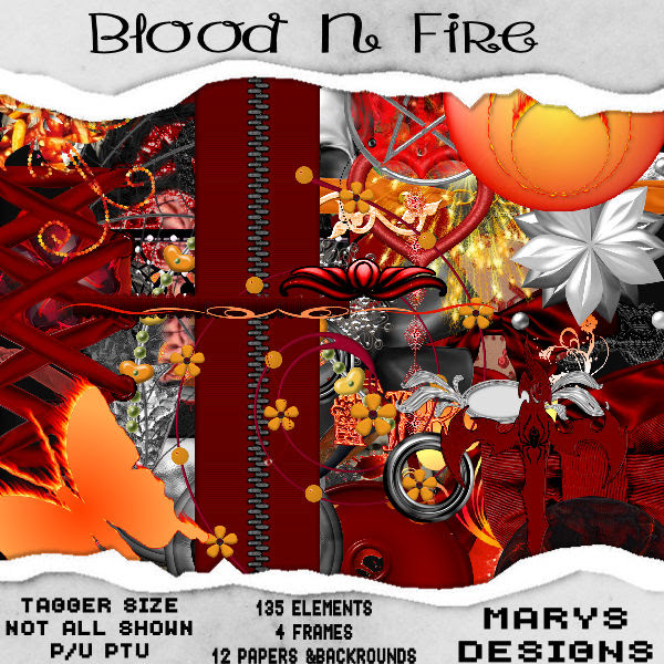 Blood N Fire Preview