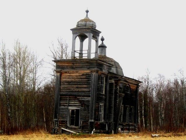 Деревянные Храмы Русского Севера