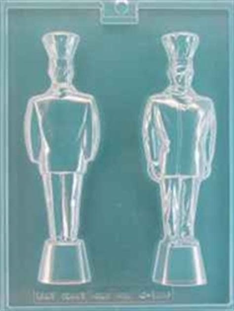 3D Chef Award Statue Mold   East Coast Mold AO1299