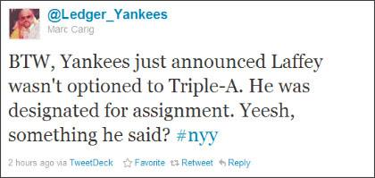 https://twitter.com/#!/Ledger_Yankees/statuses/105720780704329728
