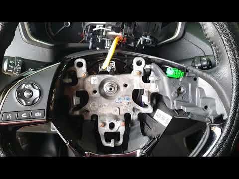 Hướng dẫn tháo túi khí Xpander (Replace the airbag Xpander)thay thế phím điều khiển trên vô lăng.