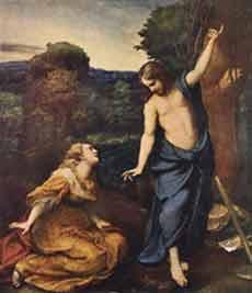 María Magdalena, Santa
