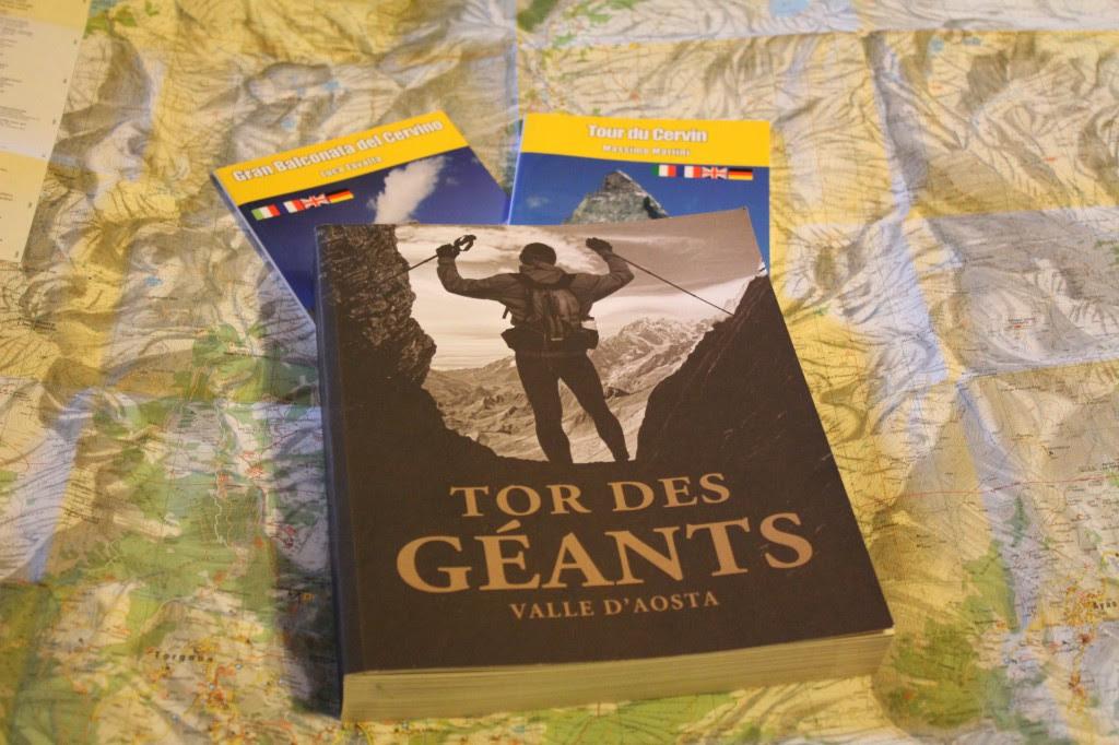 Do wygrania: Album ze zdjęciami ze słynnego ultra trail Tor des Geants  oraz mapa szlaków i książeczki opisujące szlaki.