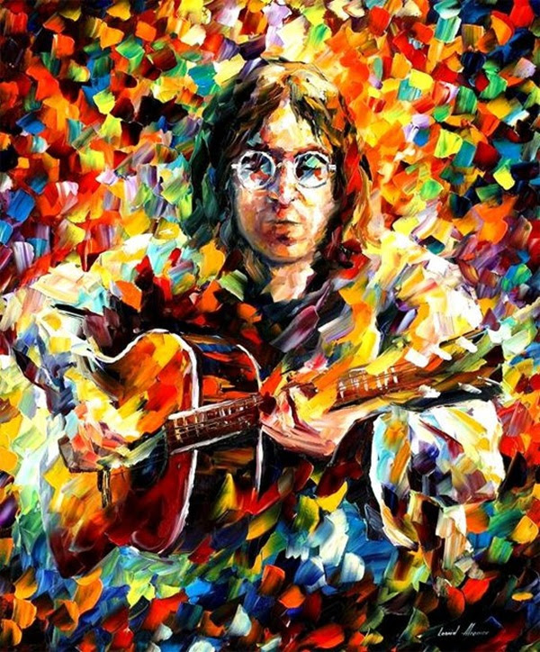 Lovely Beatles Artworks to Appreciate (18)