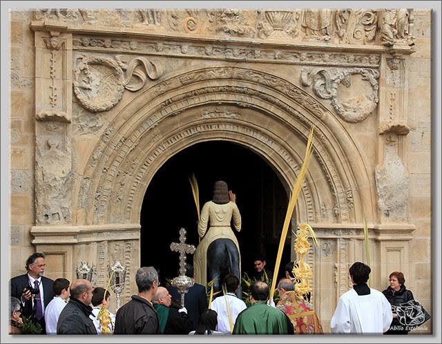 9 Domingo de Ramos en Briviesca