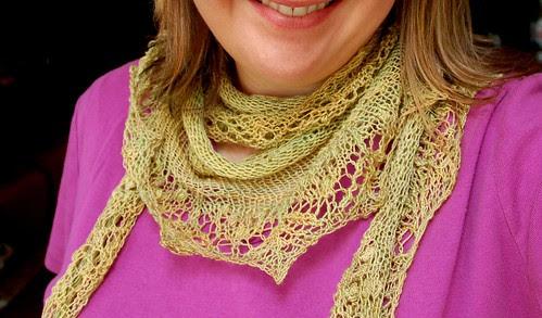 Annis shawl