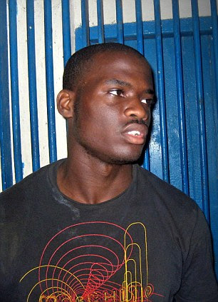 Teacher: Michael Adebolajo's brother Jeremiah, pictured, was paid thousands by MI6 to become a spy in the Middle East