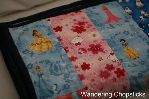 How to Bind a Quilt Tutorial 10