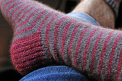 second-sock