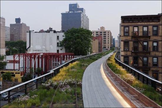 Μοναδικό υπερυψωμένο πάρκο στη Νέα Υόρκη (3)