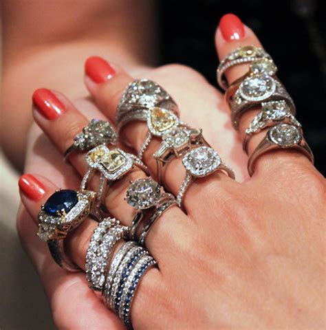 Poll: Do you have multiple engagement rings? (Victoria