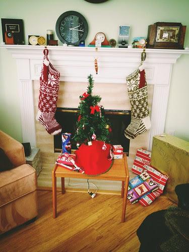 Xmas stockings 2013 second look