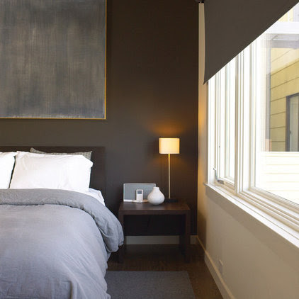 Have a small bedroom? See how to mix and match colors and ...