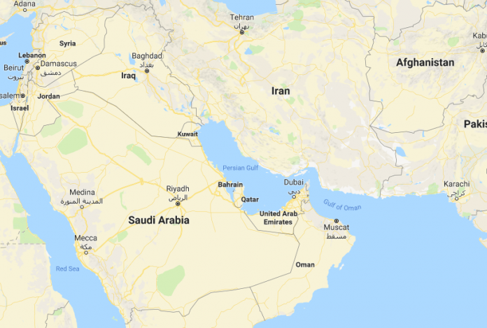 Iran Warns Airlines It Is The Persian Gulf Not Arabian