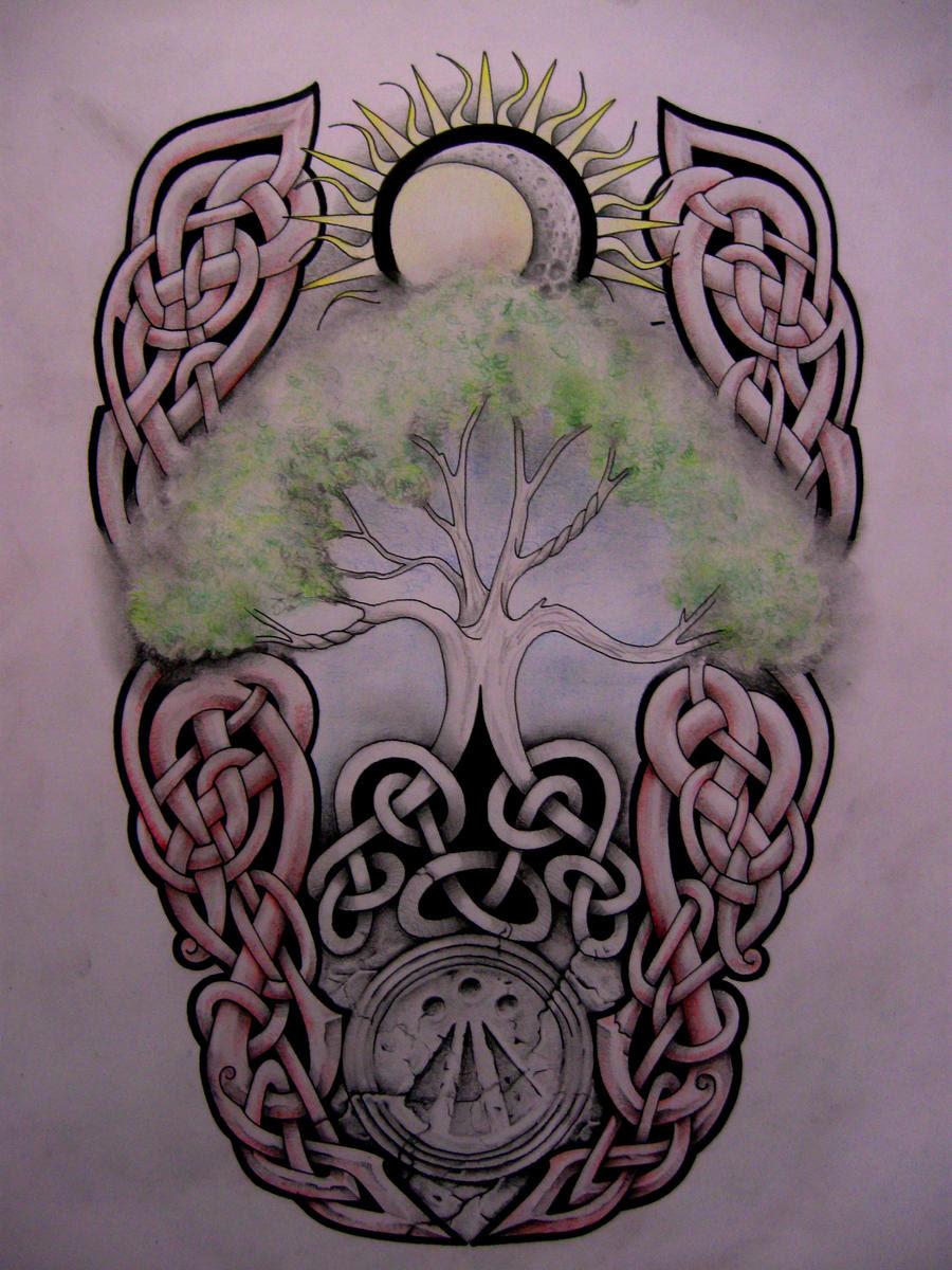 Norse Tree Tattoo More Information Modni Auto