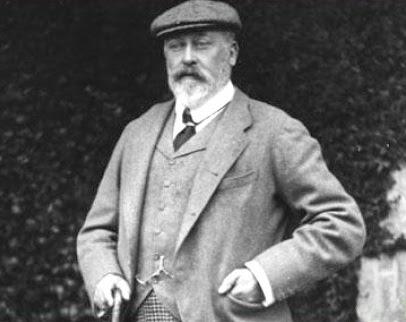Король Эдуард 7 законодатель мужской моды 1900 годов